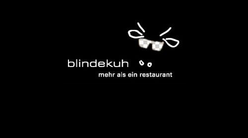 Dunkelrestaurant blindekuh