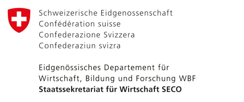Eidgenössisches Departement für Wirtschaft, Bildung und Forschung WBF, Staatssekretariat für Wirtschaft SECO