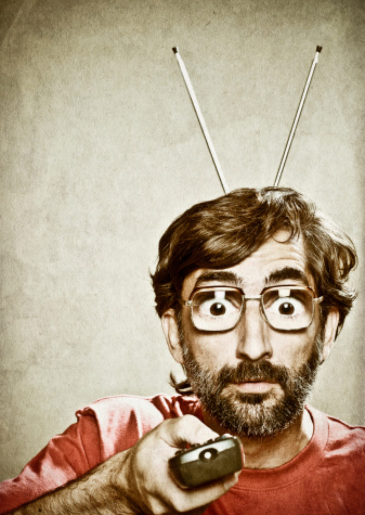 Mann Antenne Fernbedienung
