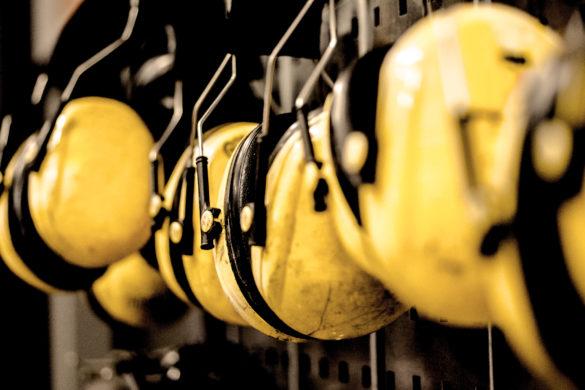 nasensekret gelb klebrig