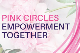 Pink Circles Empowerment Together