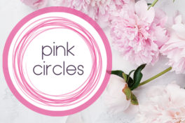 Pink Circles Logo
