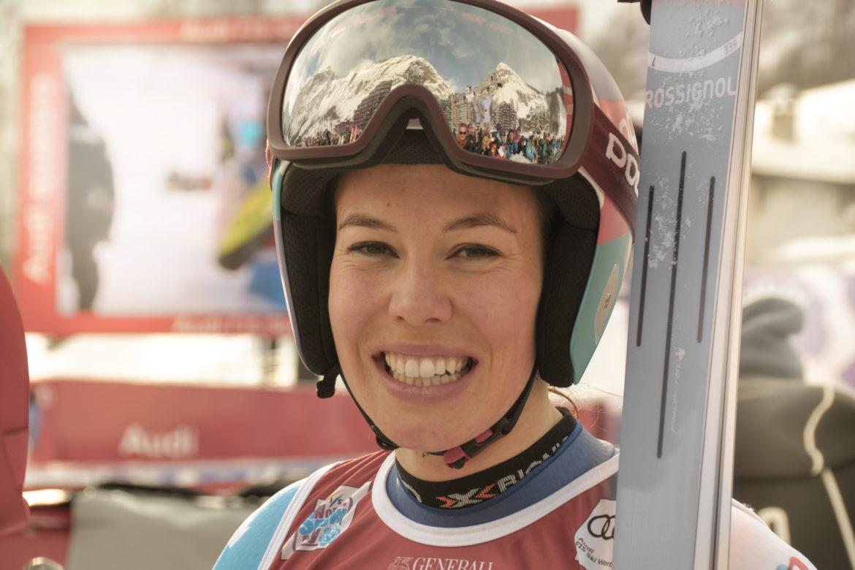 Michelle Gisin