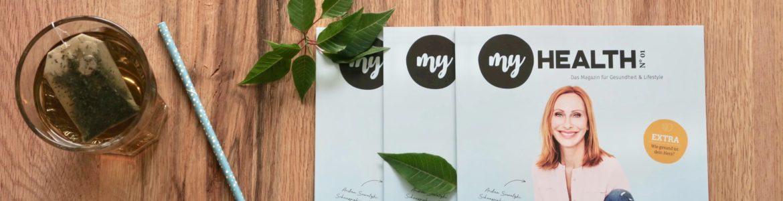 myHEALTH Sommermagazin 2019