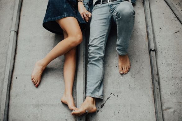 Mann und Frau