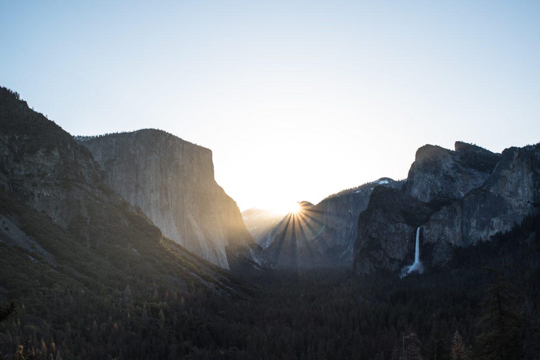 Berg und Landschaft