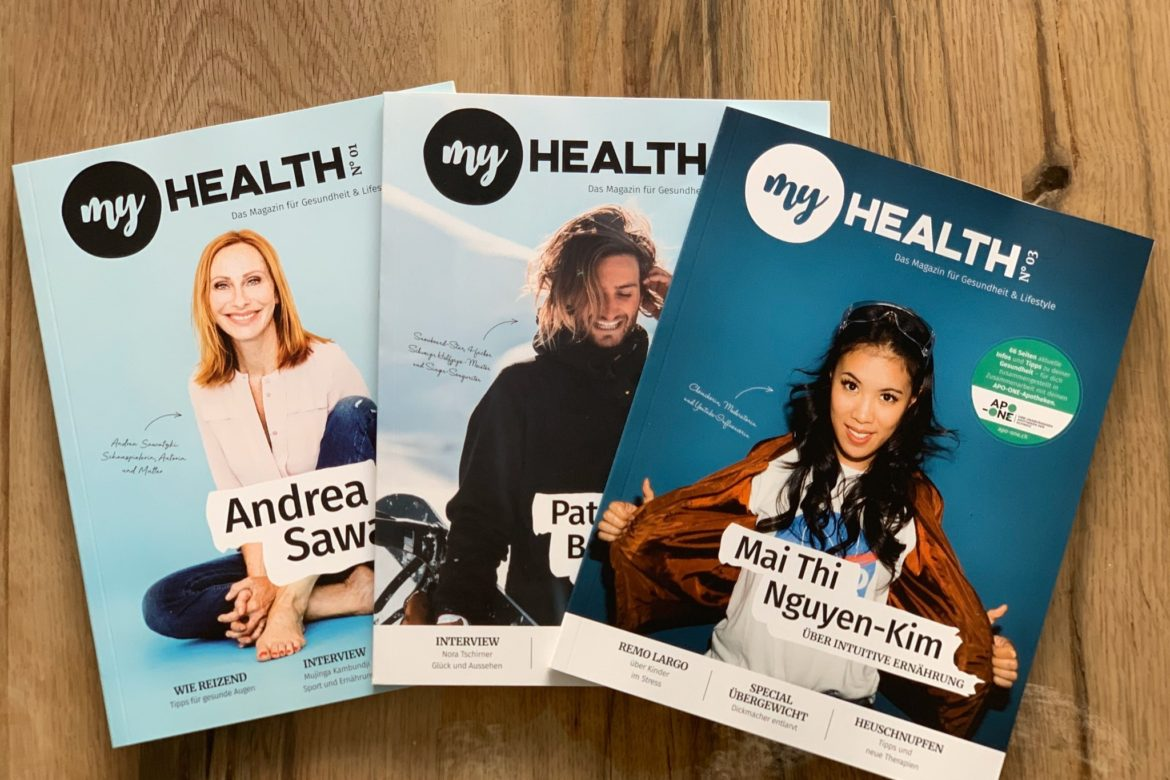 myHEALTH MAGAZIN