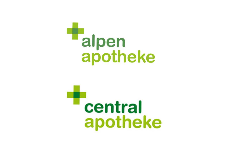 Central Apotheke, Naters und Alpen Apotheke, Bettmeralp