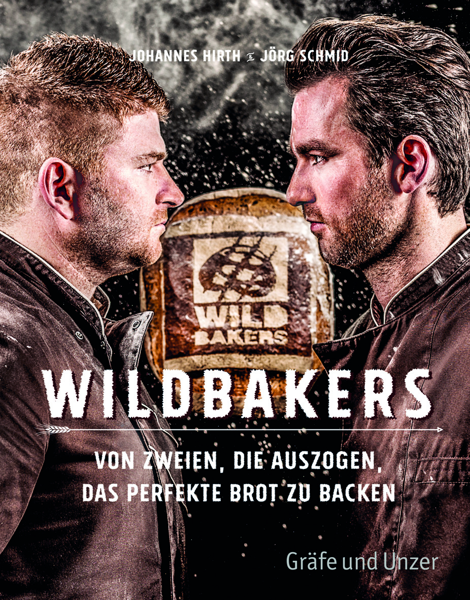 Wildbakers Cover