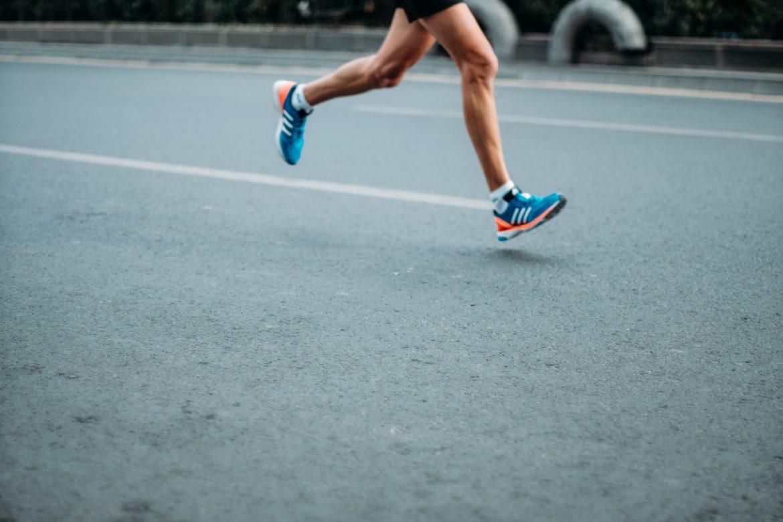 Läufer Beine