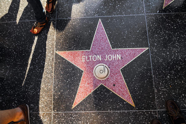 Stern Hollywood Elton John